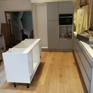Extension, New Kitchen