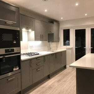 Loft Conversion/Full House Refurb/Extension With New Kitchen