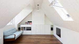 Loft conversion – Brixton